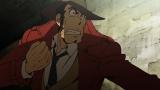 アニメ『ルパン三世』でおなじみの形警部 原作:モンキー・パンチ (C)TMS