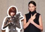 """フル3DCGアニメーション映画『GANTZ:O(ガンツ:オー)』の""""英語版""""に出演する河北麻友子 (C)ORICON NewS inc."""