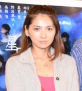 舞台『星回帰線』公開ゲネプロに出席した野波麻帆(C)ORICON NewS inc.