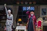 舞台『レティスとラベッジ』に出演する(左から)麻実れい、黒柳徹子 撮影:谷古宇正彦