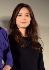 映画『カノン』公開記念舞台あいさつに登壇した佐々木希 (C)ORICON NewS inc.