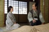 NHK大河ドラマ『真田丸』第38回より。病床の薫を見舞う信之だが…(C)NHK