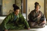 NHK大河ドラマ『真田丸』第37回より。必死に昌幸と信繁の命乞いをする信幸と忠勝(C)NHK