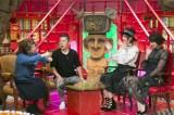 10月3日放送、ABC『なるみ・岡村の過ぎるTV』に本田翼と山本美月が出演(C)ABC