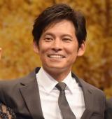 4年ぶりの主演映画『ボクの妻と結婚してください。』完成披露試写会に出席した織田裕二 (C)ORICON NewS inc.