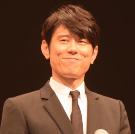 映画『ボクの妻と結婚してください。』完成披露試写会に出席した原田泰造 (C)ORICON NewS inc.