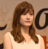 映画『ボクの妻と結婚してください。』完成披露試写会に出席した佐藤ありさ (C)ORICON NewS inc.