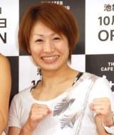"『Theater Cafe&Dining""STORIA""』オープニングセレモニーに出席した宮尾綾香 (C)ORICON NewS inc."
