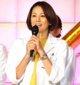 ドラマ『ドクターX〜外科医・大門未知子』の制作発表会見に出席した米倉涼子 (C)ORICON NewS inc.