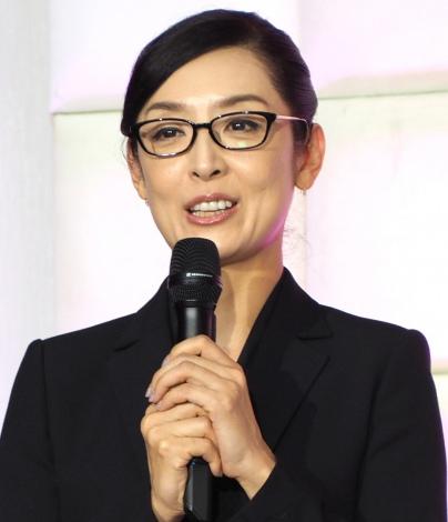 ドラマ『ドクターX〜外科医・大門未知子』の制作発表会見に出席した草刈民代 (C)ORICON NewS inc.