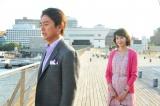 (左から)石黒賢、賀来千香子(C)関西テレビ