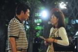 (左から)赤井英和、菊池桃子(C)関西テレビ