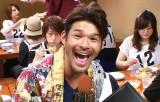 テレビ東京『大食い王決定戦』新MCに就任した照英(写真は2014年9月放送『元祖!大食い王決定戦〜新世代最強戦〜』より)(C)テレビ東京
