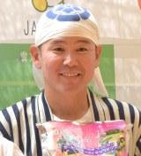 『よしもと芸人米』の発表会見に出席したガレッジセール・川田広樹 (C)ORICON NewS inc.