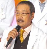 ドラマ『ドクターX〜外科医・大門未知子』の制作発表会見に出席した西田敏行 (C)ORICON NewS inc.