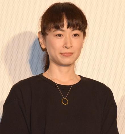 映画『お父さんと伊藤さん』公開直前試写イベントに登場したタナダユキ監督