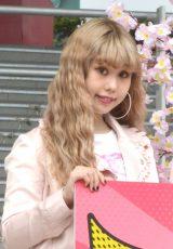『ダイバーシティ劇的4周年 幸せが舞い降りる』スペシャルステージに出席したぺこ (C)ORICON NewS inc.