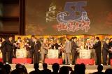 北島三郎『芸道五十五周年「感謝の宴」』鏡開きの模様