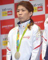 『スポーツくじ toto・BIG』の感謝イベントに出席した吉田沙保里選手 (C)ORICON NewS inc.