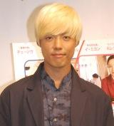映画『ハッピーログイン』宣伝大使就任式イベントに出席したKangNam (C)ORICON NewS inc.