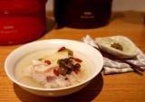 豚肉と白菜の塩麹煮込み