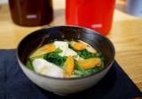 里芋と生姜のポカポカ味噌汁