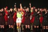 劇場デビュー8周年を迎えたSKE48(C)AKS