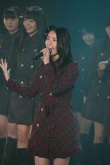 「SKE48が8年続くなんて夢にも思っていなかった」と松井珠理奈(C)AKS