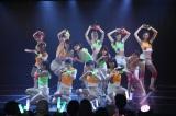 M3「チャイムはLOVE SONG」チームE=『SKE48劇場デビュー8周年特別公演』より(C)AKS