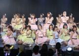 M22「僕は知っている」=『SKE48劇場デビュー8周年特別公演』より(C)AKS