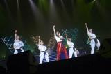 初の日本武道館公演でダンスパフォーマンスを披露した大原櫻子 Photo by 川嶋謙吾(田中聖太郎写真事務所)