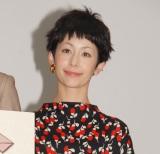 映画『バースデーカード』披露試写会に出席した木村カエラ (C)ORICON NewS inc.