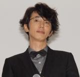 映画『バースデーカード』披露試写会に出席したユースケ・サンタマリア (C)ORICON NewS inc.