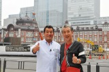 2020年の東京オリンピックに向けて変わりゆく街の風景を堪能(C)テレビ朝日