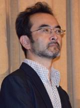 映画『淵に立つ』初日舞台あいさつに登壇した古舘寛治 (C)ORICON NewS inc.