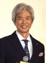映画『グッドモーニングショー』初日舞台あいさつに登壇した時任三郎 (C)ORICON NewS inc.