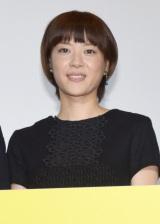 映画『お父さんと伊藤さん』初日舞台あいさつに出席した上野樹里 (C)ORICON NewS inc.