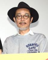 映画『お父さんと伊藤さん』初日舞台あいさつに出席したリリー・フランキー (C)ORICON NewS inc.