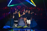 「JINTAKA」ラストステージの模様(C)GirlsAward 2016 AUTUMN/WINTER byマイナビ