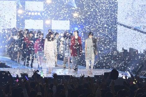 サムネイル 華々しくフィナーレを迎えた『GirlsAward 2016 AUTUMN/WINTER』(撮影:鈴木かずなり) (C)oricon ME inc.