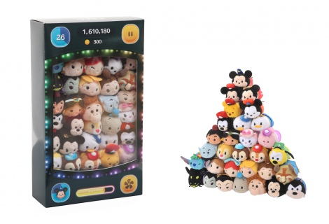 "サムネイル ディズニーストア「TSUMTSUM」3周年記念ボックス発売(C)Disney(C)DISNEY. Based on the ""Winnie the Pooh"" works by A.A.Milne and E.H. Shepard."