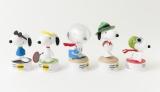 『スヌーピーミュージアム』の人気アイテム、奇譚クラブ カプセルトイ(各500円) (c) Peanuts Worldwide LLC