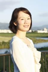 宮下奈都さん (C)堀田芳香