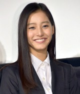 映画『インターン!』完成披露舞台あいさつに出席した新木優子 (C)ORICON NewS inc.