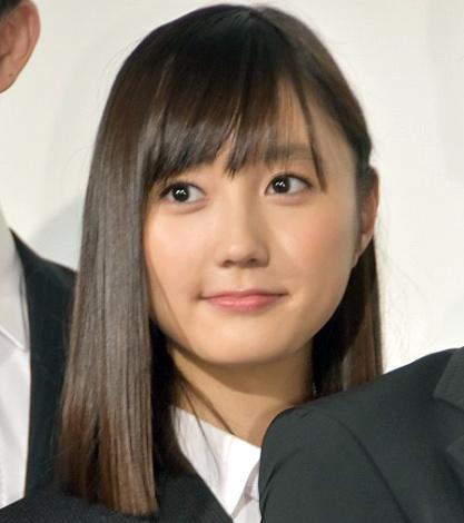 映画『インターン!』完成披露舞台あいさつに出席した鈴木友菜 (C)ORICON NewS inc.