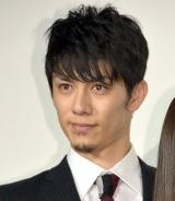 映画『インターン!』完成披露舞台あいさつに出席した青木玄徳 (C)ORICON NewS inc.