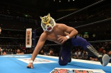 『タイガーマスクW』が新日本プロレスのリングでデビュー(C)新日本プロレス