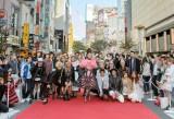 西内まりやが『渋谷ファッションウイーク』参戦 今年も渋谷がランウェイに