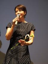 TBS系ドラマ『砂の塔 知りすぎた隣人』に出演する堀内敬子(C)ORICON NewS inc.