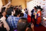 マスコミも60人以上が詰めかけた『ドラゴンボールZ復活の「F」』ワールドプレミア